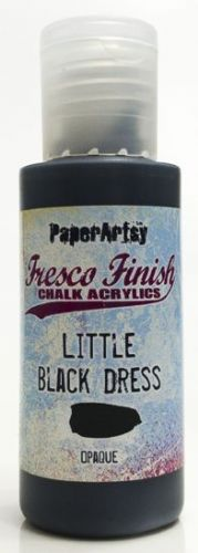 Fresco Finish - Little Black Dress